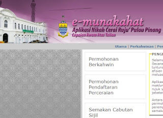 Kelab Greenboc Pulau Pinang Lancar E Munakahat Mudahkan Pendaftaran Perkahwinan Secara Online