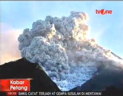 Mount Merapi's eruptions - Photos - The Big Picture
