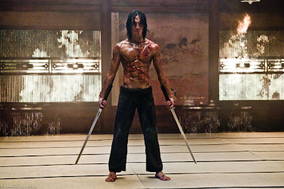 Rain - Ninja Assassin Movie