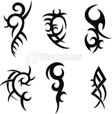 Tribal Tattoos Designs on Labels  Tattoo Tribal Design