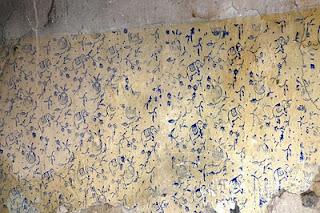 4 passi sulle orme di s vicinio for Muri interni decorati