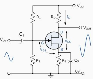 yoseph buitrago jfet amplifier circuit diagram of jfet circuit diagram of jfet