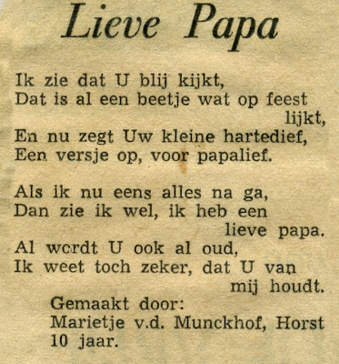papa poem poetry Keeping children busy is a hard thing to do this is a poem written in old language and of a culture long ago.