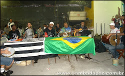 canto pra velha guarda visita o samba da paz