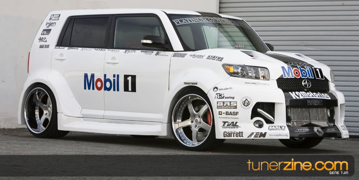 Scion Xb Forum View Single Post Lack Of Nice Looking Body Kits