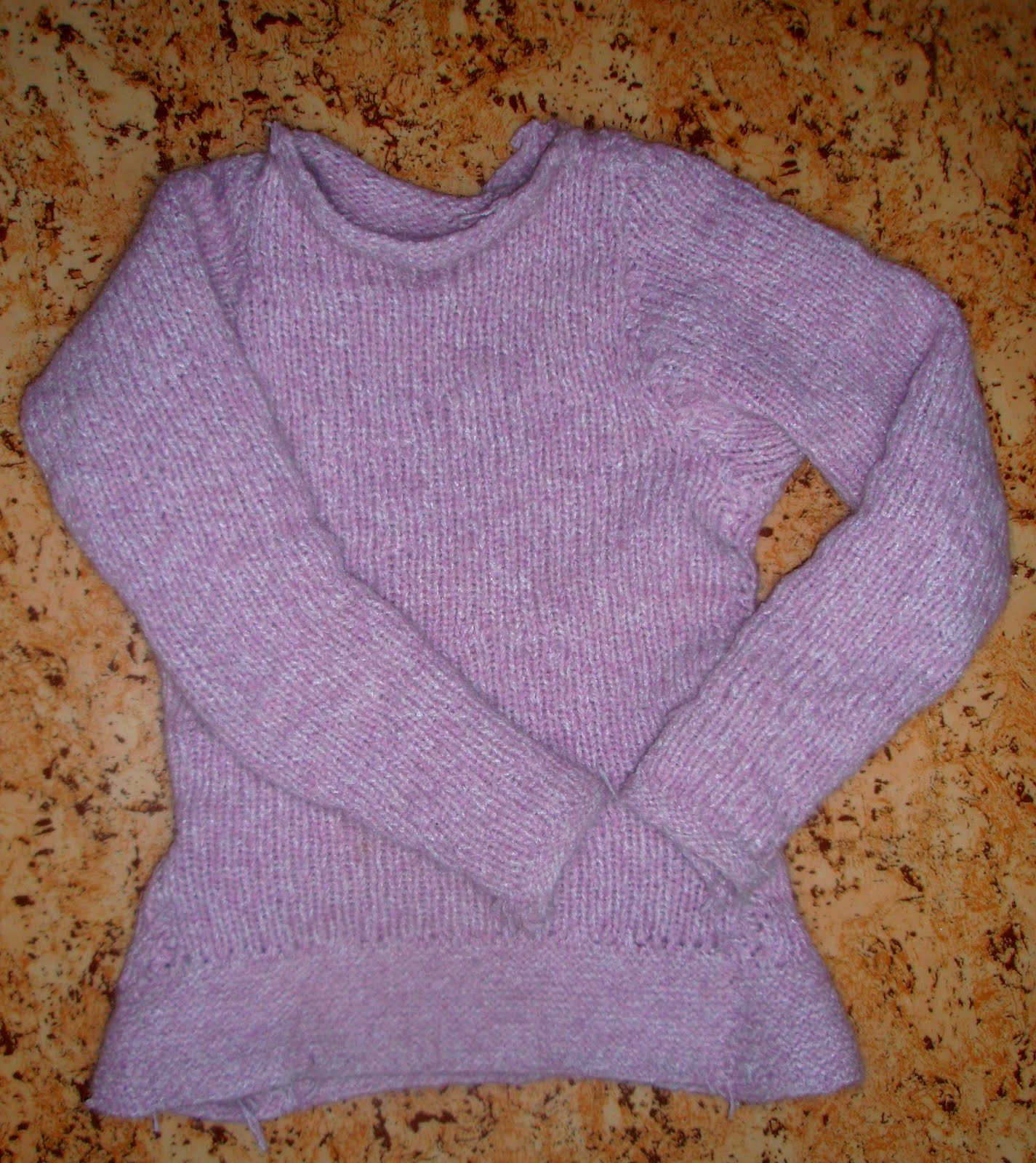 Knitting Mill Prym : Love all races sweater with prym knitting mill part