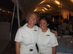 Kitty Segert '08 and Jen Davis '08