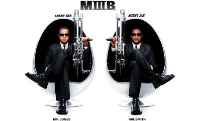 Hombres de negro 3D La película