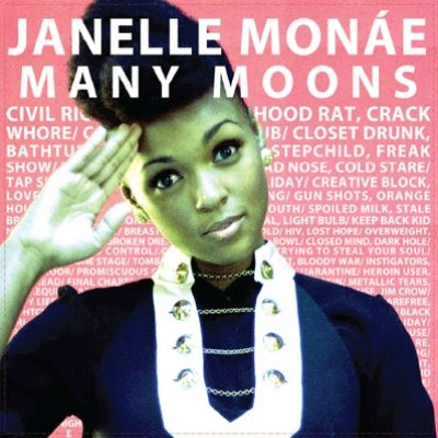 JANELLE MONAE: Many Moons (Video Premiere) | HardCandyMusic.com ...