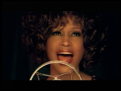 Whitney Houston Million Dollar Bill