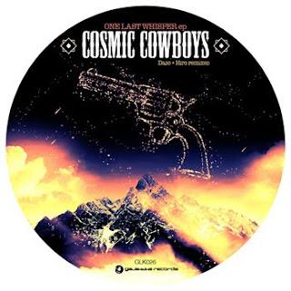 Cosmic Cowboys :: One Last Whisper EP