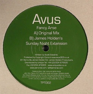 Avus ::  Fancy Arse