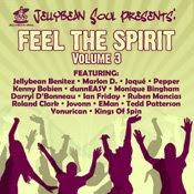 VA :: Jellybean Soul Presents:: Feel The Spirit :: Vol. 3