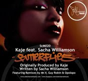Kaje feat. Sacha Williamson :: Butterflies