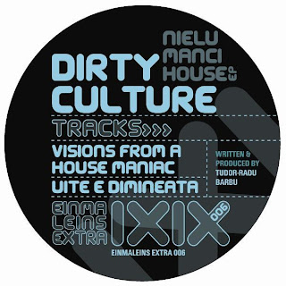 Dirty Culture :: Nielu Manci House EP