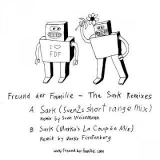 Freund Der Familie :: The Sark Remixes