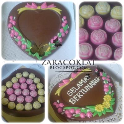 400 x 400 · jpeg, Coklat Homemade: Coklat Hantaran - Rina