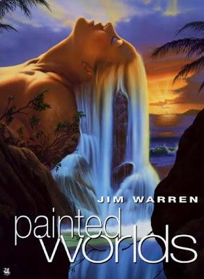 Painted Worlds - The Amazing Art of Jim Warren
