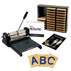 letter die cutter machine