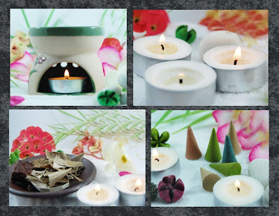 Aromatherapy means of relaxation, Aromateraphy
