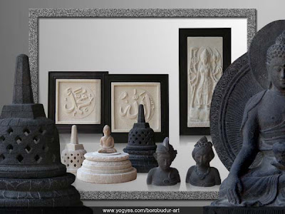 Borobudur Art Handicraft Company, Handicraft company, Handicraft