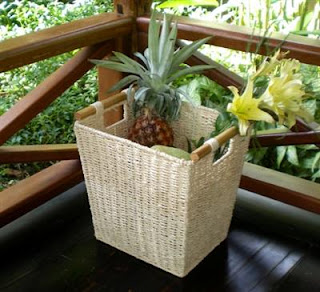Basket  the fruit of a unique natural, Basket, Collection, Natural Craft