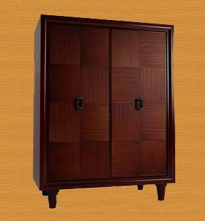 Antique wardrobe minimalist, Antique Handicraft, wood handicraft, Collection