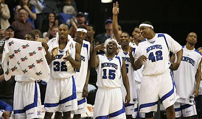 Memphis Tigers 2