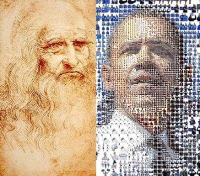 Leonardo escribe también a Barack Obama.