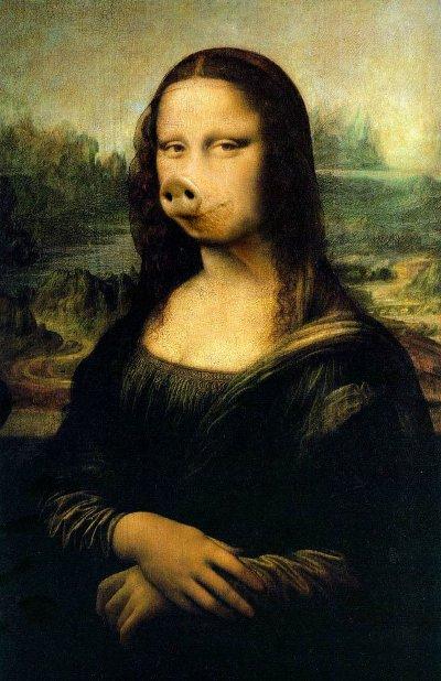 Lisa le da las gracias...