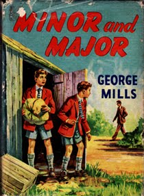 Minor and Major by George Mills