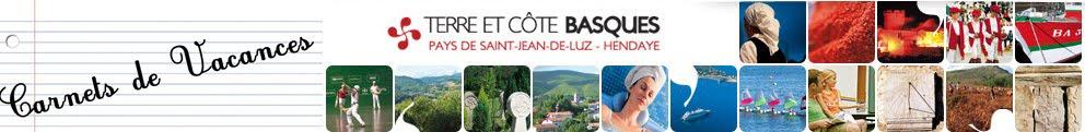 Carnets de Vacances au Pays Basque