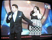 "Junto a Don Francisco en ""Pngale ritmo"""