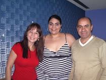 En Circuito X 89.7 F.M. con Ana María Simmons y Pedro Luís Flores