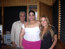 Con Vctor Snchez y Sandra Villanueva en Planeta FM
