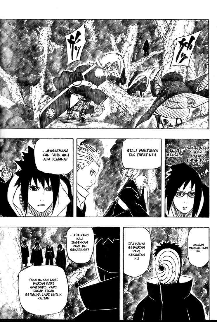 04 Naruto 453   Malam Menjelang