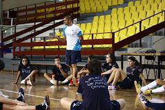 El entrenador es una parte muy importante del equipo!