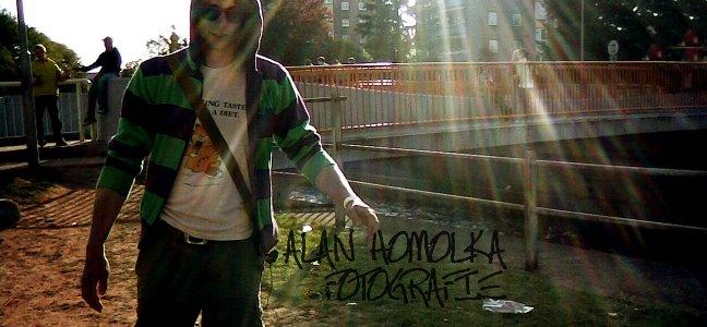 Alan Homolka - Fotografie