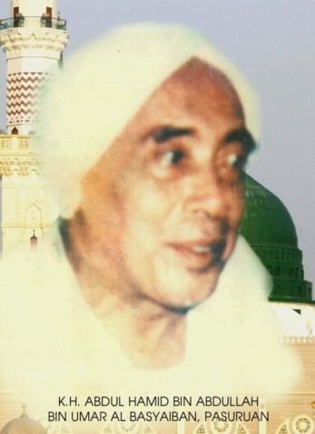 KH Abdul Hamid Bin Abdullah