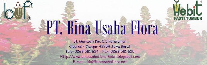 PT. Bina Usaha Flora