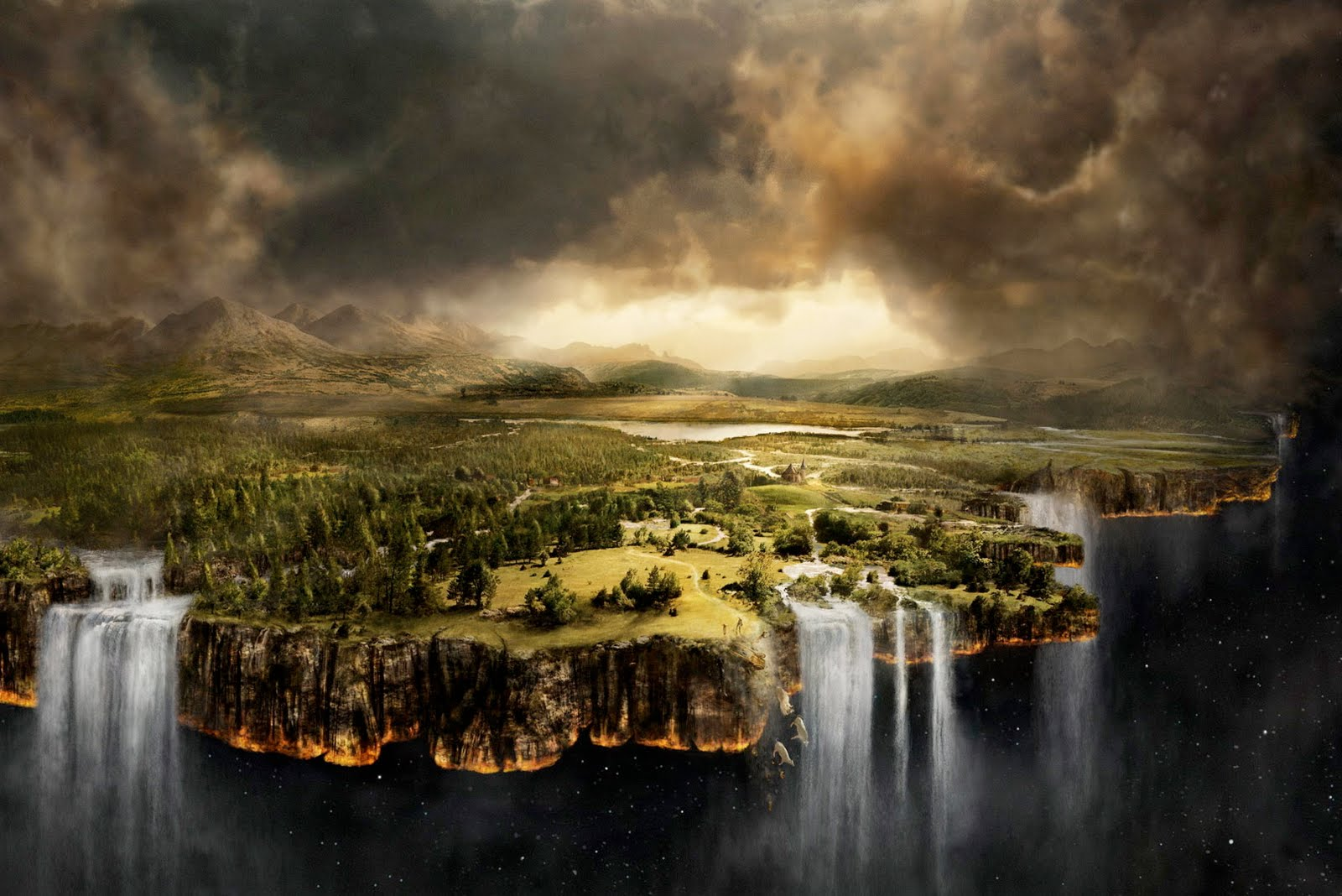Fantasy 3d nature wallpaper for 3d wallpapers for home wall in pakistan