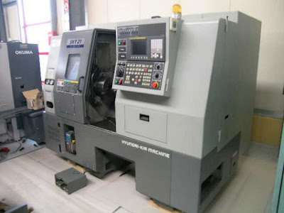 kia machine tools