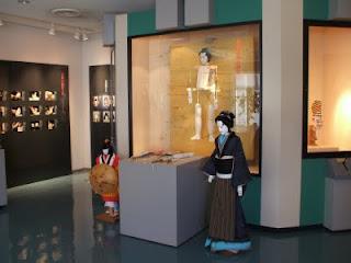(写真2)田村さん監修「人形浄瑠璃情報コーナー」
