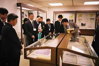 福島県歴史資料館(展示室)※拡大無し