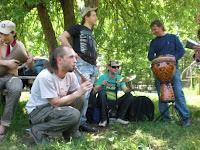 1-й южно-российский регги фест Soul Rebelation: джем-сейшн