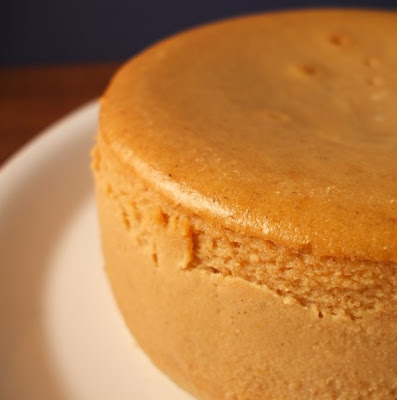 Daisy Lane Cakes: Sweet Potato Cheesecake