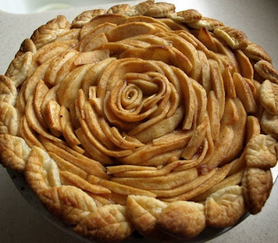 If you want to dazzle a crowd, this pie is it! It's gorgeous, even pre ...