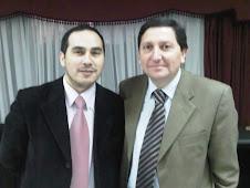 Hno. José Aceituno - Pastor Aurelio Pizarro