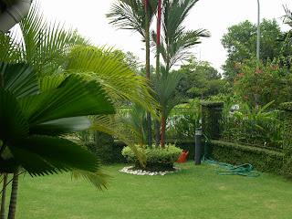 reduce heat with garden