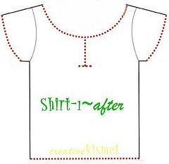 tshirt yenileme